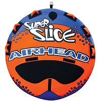 Airhead Super Slice Inflatable Triple Rider Towable Tube