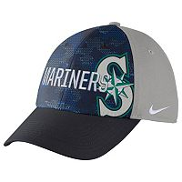 Adult Nike Seattle Mariners Woodland Camo Classic Flex Cap