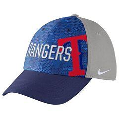 Adult Nike Texas Rangers Woodland Camo Classic Flex Cap