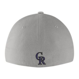 Adult Nike Colorado Rockies Woodland Camo Classic Flex Cap