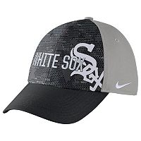 Adult Nike Chicago White Sox Woodland Camo Classic Flex Cap