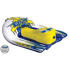 Airhead EZ Ski Inflatable Single Rider Towable Water Ski Hybrid