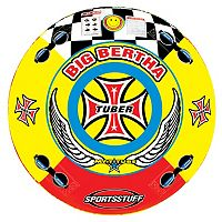 Sportsstuff Big Bertha Towable Quadruple Rider Water Tube