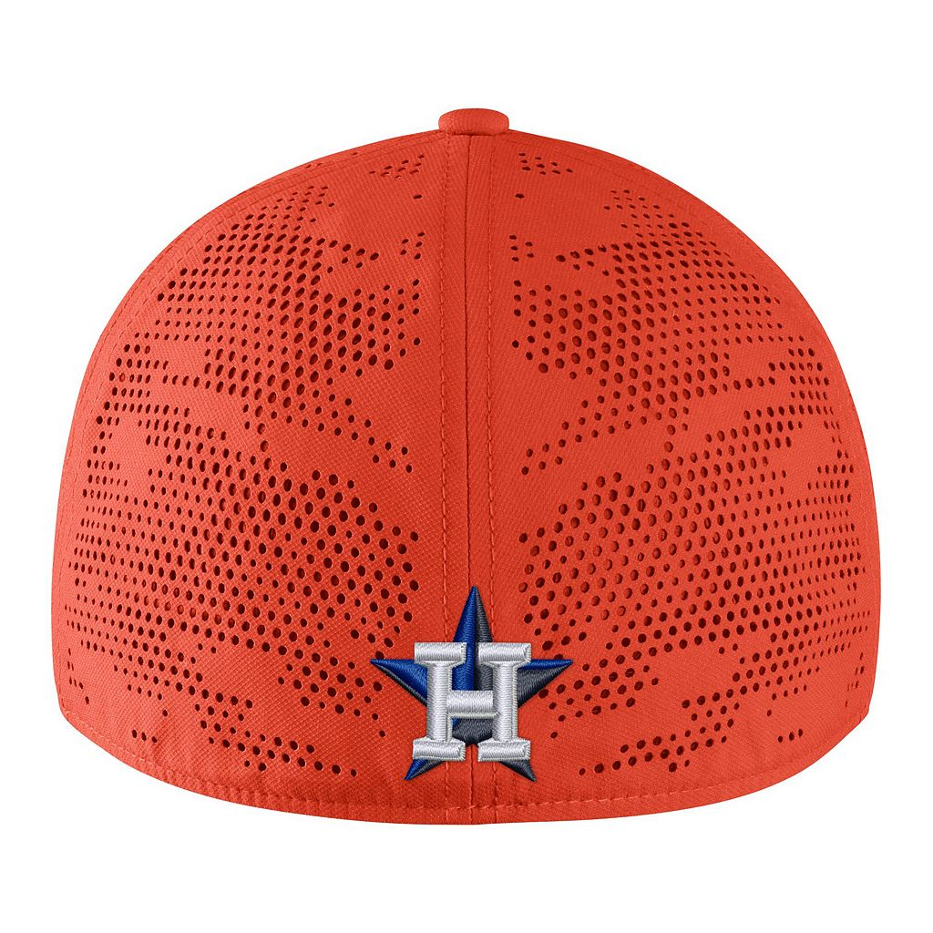 Adult Nike Houston Astros Vapor Classic Stretch-Fit Cap