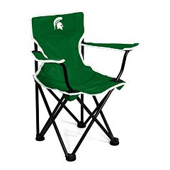 Toddler Logo Brand Michigan State Spartans Portable Folding Chair