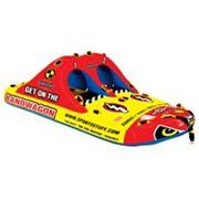 Sportsstuff Bandwagon 2+2 Inflatable Quadruple Rider Towable