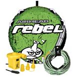 Airhead Rebel Inflatable Single Rider Towable Tube Kit