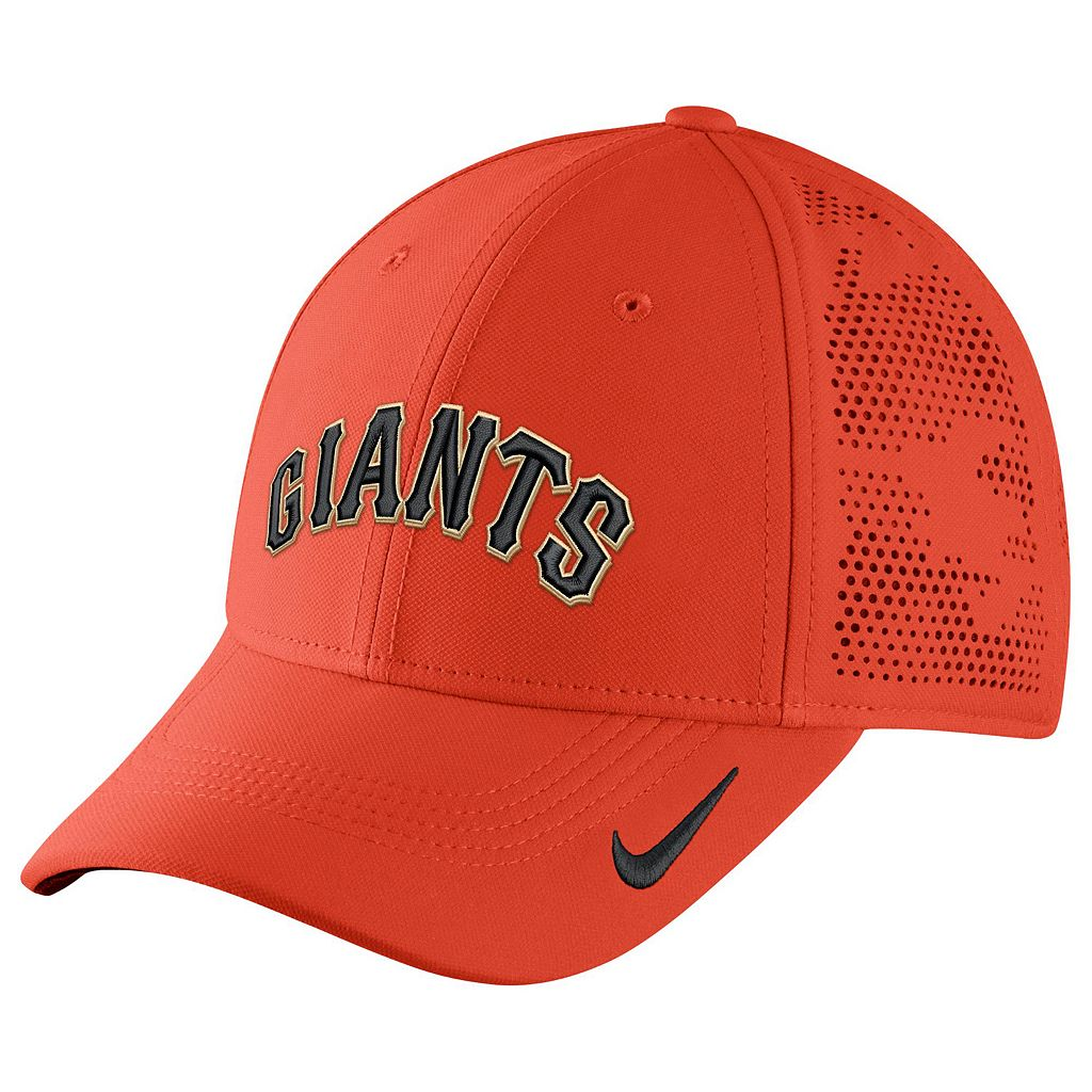 Adult Nike San Francisco Giants Vapor Classic Stretch-Fit Cap