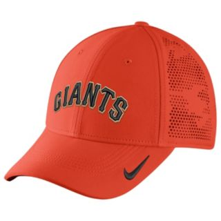 Adult Nike San Francisco Giants Vapor Classic Stretch-Fit Cap