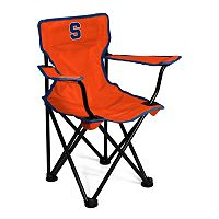 Toddler Logo Brand Syracuse Orange Portable Folding Chair