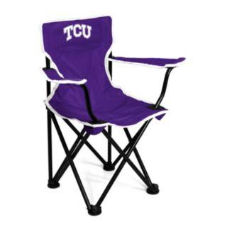 Toddler Logo Brand TCU Horned Frogs Portable Folding Chair