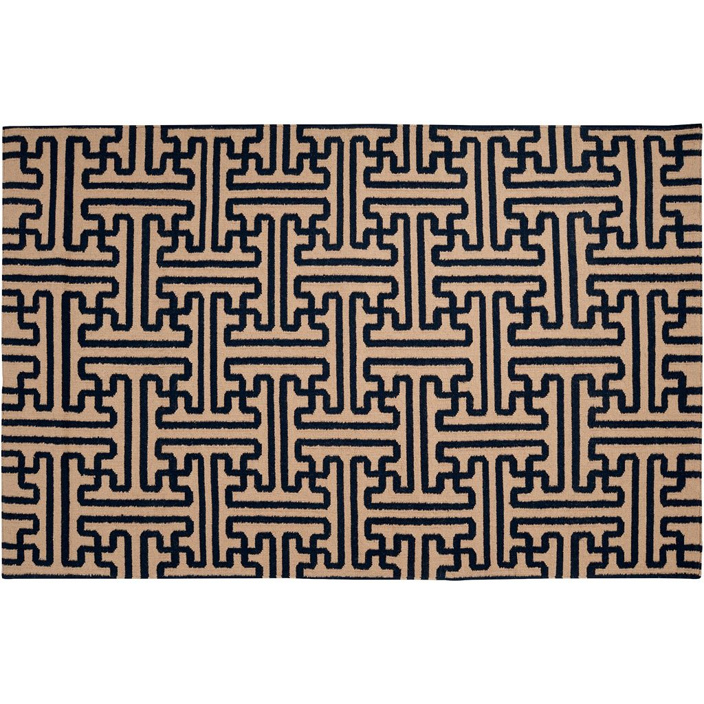 Surya Archive Geometric Wool Rug