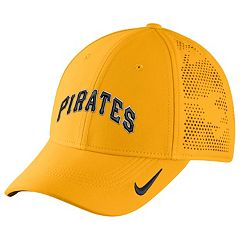 Adult Nike Pittsburgh Pirates Vapor Classic Stretch-Fit Cap