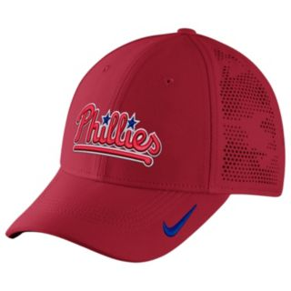 Adult Nike Philadelphia Phillies Vapor Classic Stretch-Fit Cap