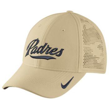 Adult Nike San Diego Padres Vapor Classic Stretch-Fit Cap