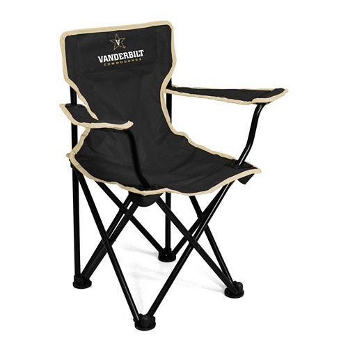 Toddler Logo Brand Vanderbilt Commodores Portable Folding Chair