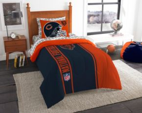 Chicago Bears Soft & Cozy Twin Comforter Set by Northwest