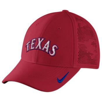 Adult Nike Texas Rangers Vapor Classic Stretch-Fit Cap