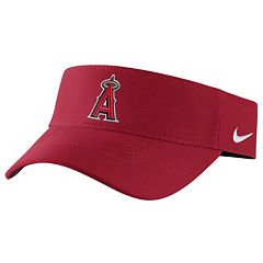Adult Nike Los Angeles Angels of Anaheim Vapor Dri-FIT Visor