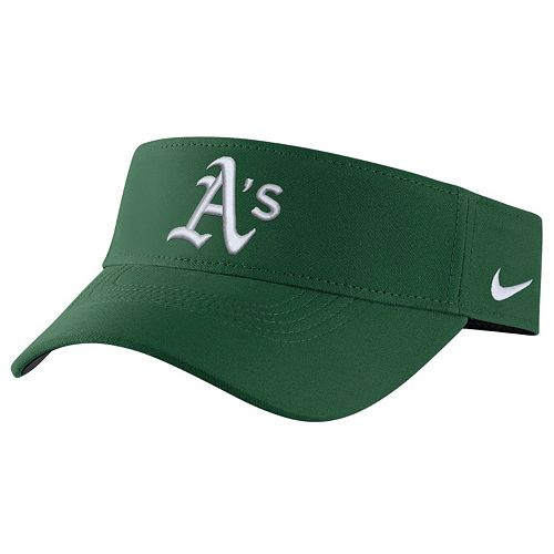 7ff279ed4be Adult Nike Oakland Athletics Vapor Dri-FIT Visor