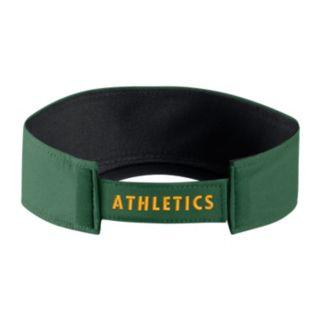 Adult Nike Oakland Athletics Vapor Dri-FIT Visor