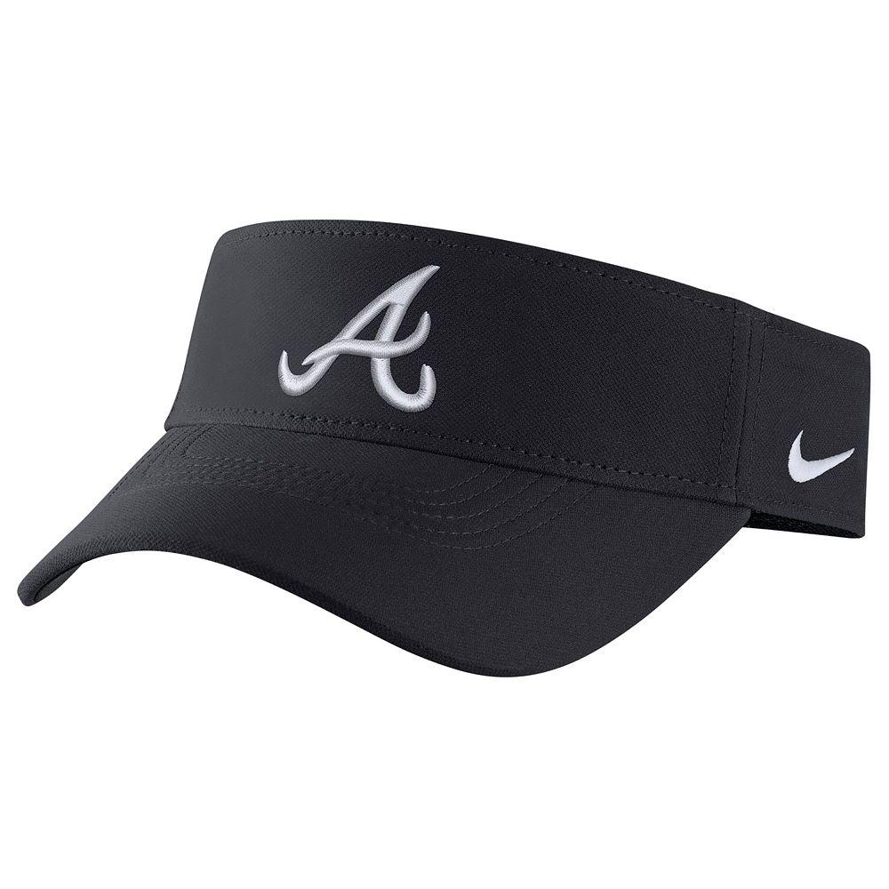 3138b70ce4a Adult Nike Atlanta Braves Vapor Dri-FIT Visor