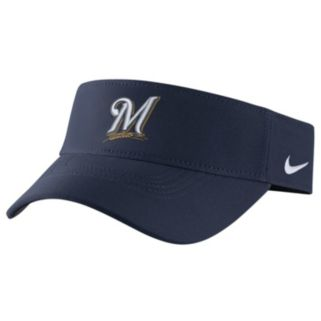 Adult Nike Milwaukee Brewers Vapor Dri-FIT Visor