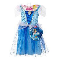 Disney Princess Cinderella Keys To The Kingdom Costume & Headband - Kids