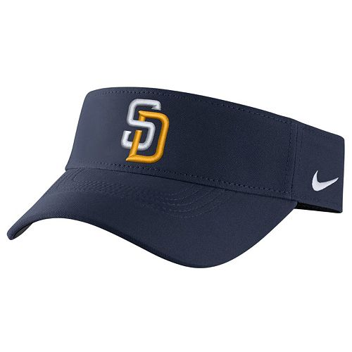 Adult Nike San Diego Padres Vapor Dri-FIT Visor