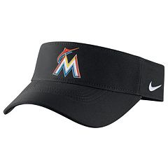 Adult Nike Miami Marlins Vapor Dri-FIT Visor