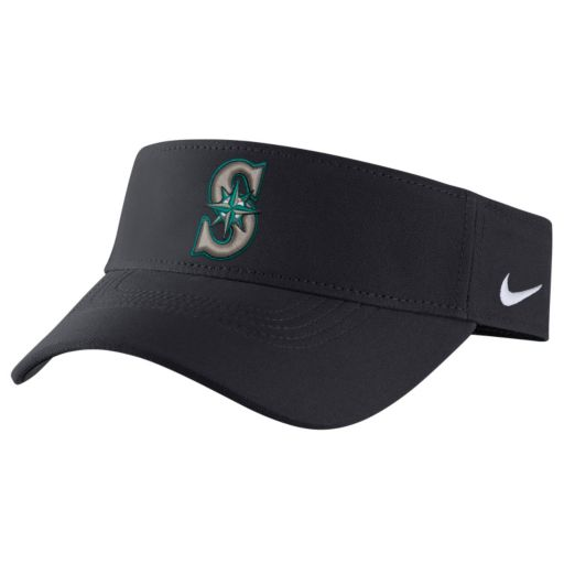 Adult Nike Seattle Mariners Vapor Dri-FIT Visor