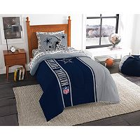 Dallas Cowboys Soft & Cozy Twin Comforter Set by Northwest
