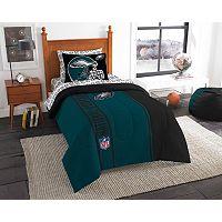 Philadelphia Eagles Soft & Cozy Twin Comforter Set by Northwest