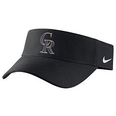 Adult Nike Colorado Rockies Vapor Dri-FIT Visor