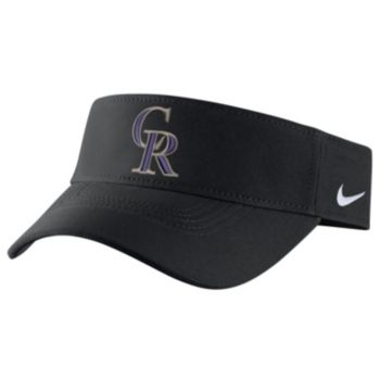 Adult Nike Colorado Rockies Vapor Dri-FIT Visor