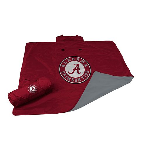 Logo Brand Alabama Crimson Tide All-Weather Blanket