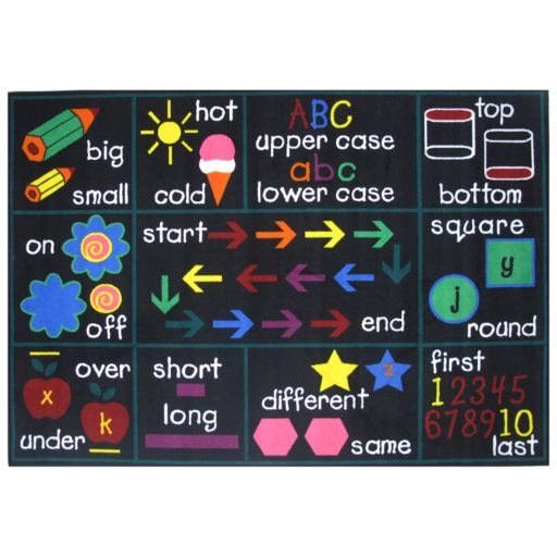 Fun Rugs Fun Time Compare Rug