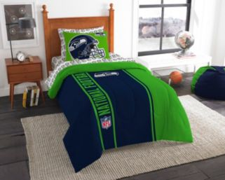 Seattle Seahawks Soft & Cozy Twin Comforter Set by Northwest