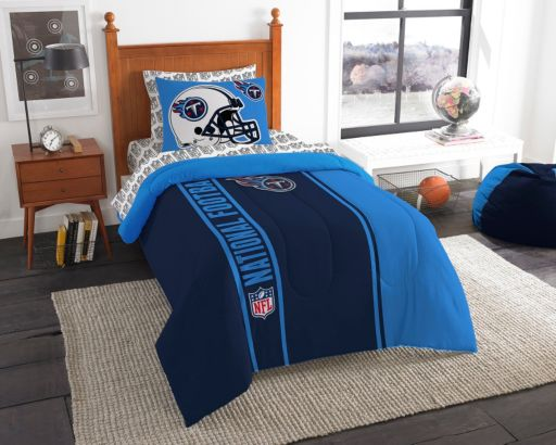 Tennessee Titans Soft & Cozy Twin Comforter Set by Northwest