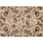 KHL Rugs Transitional Floral Rug