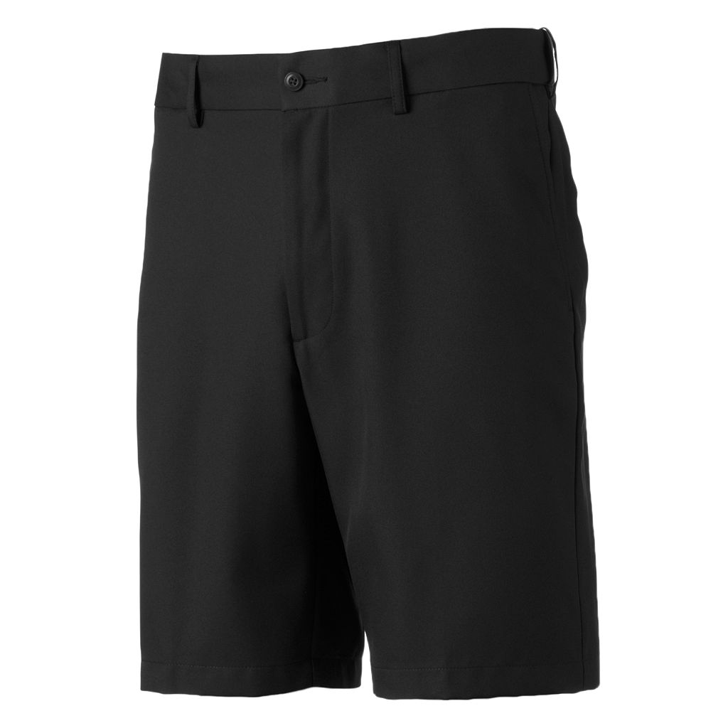 Men's Grand Slam Expandable Waistband Performance Golf Shorts