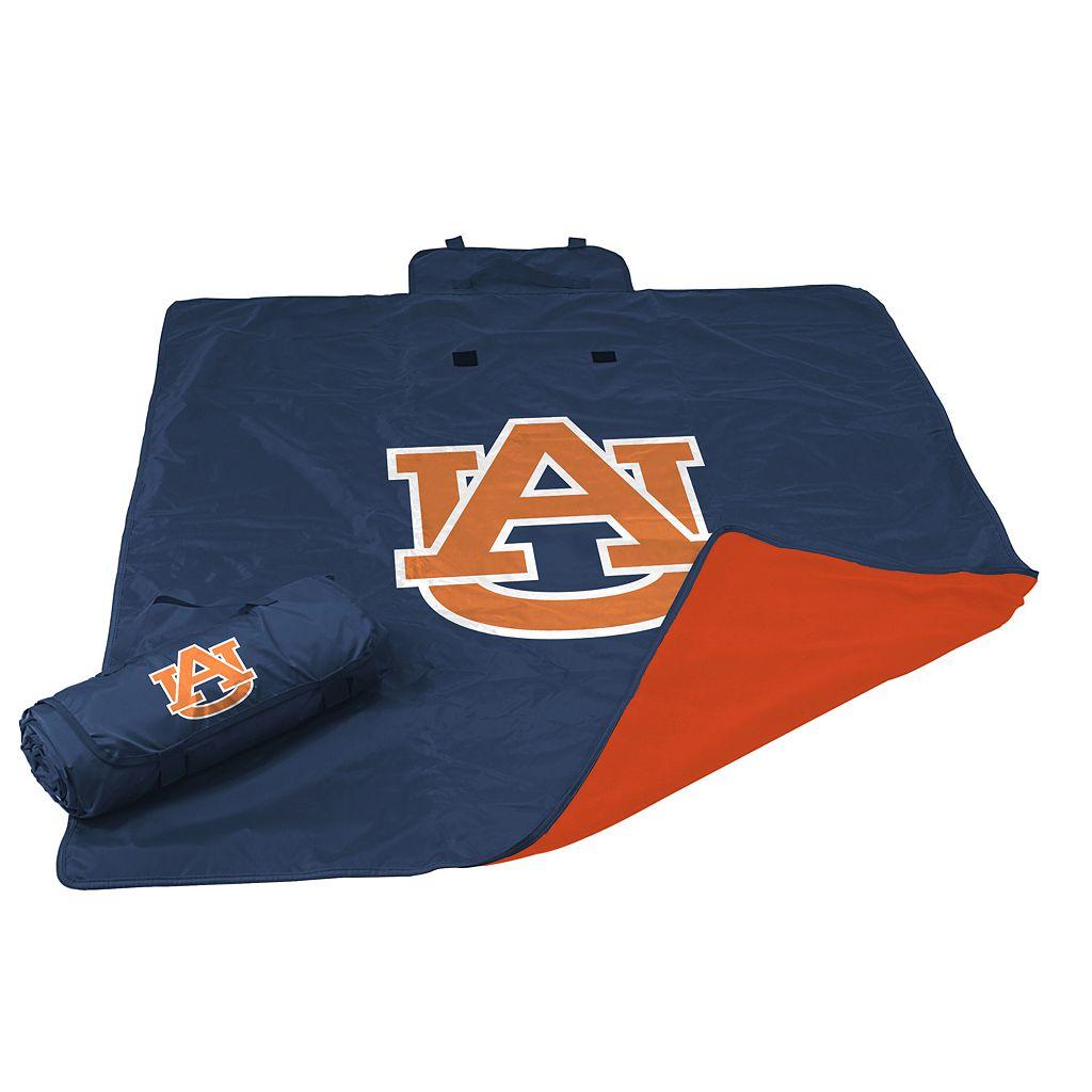 Logo Brand Auburn Tigers All-Weather Blanket