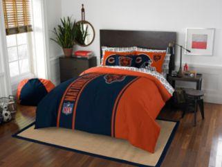 Chicago Bears Soft & Cozy Full Comforter Set by Northwest