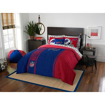 Buffalo Bills Soft & Cozy Full Comforter Set by Northwest