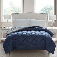 VCNY Kyle Checkerboard Plush Comforter