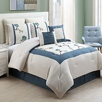 VCNY Trousdale 8 pc Comforter Set