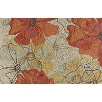 Momeni Summit Floral Outlines Rug