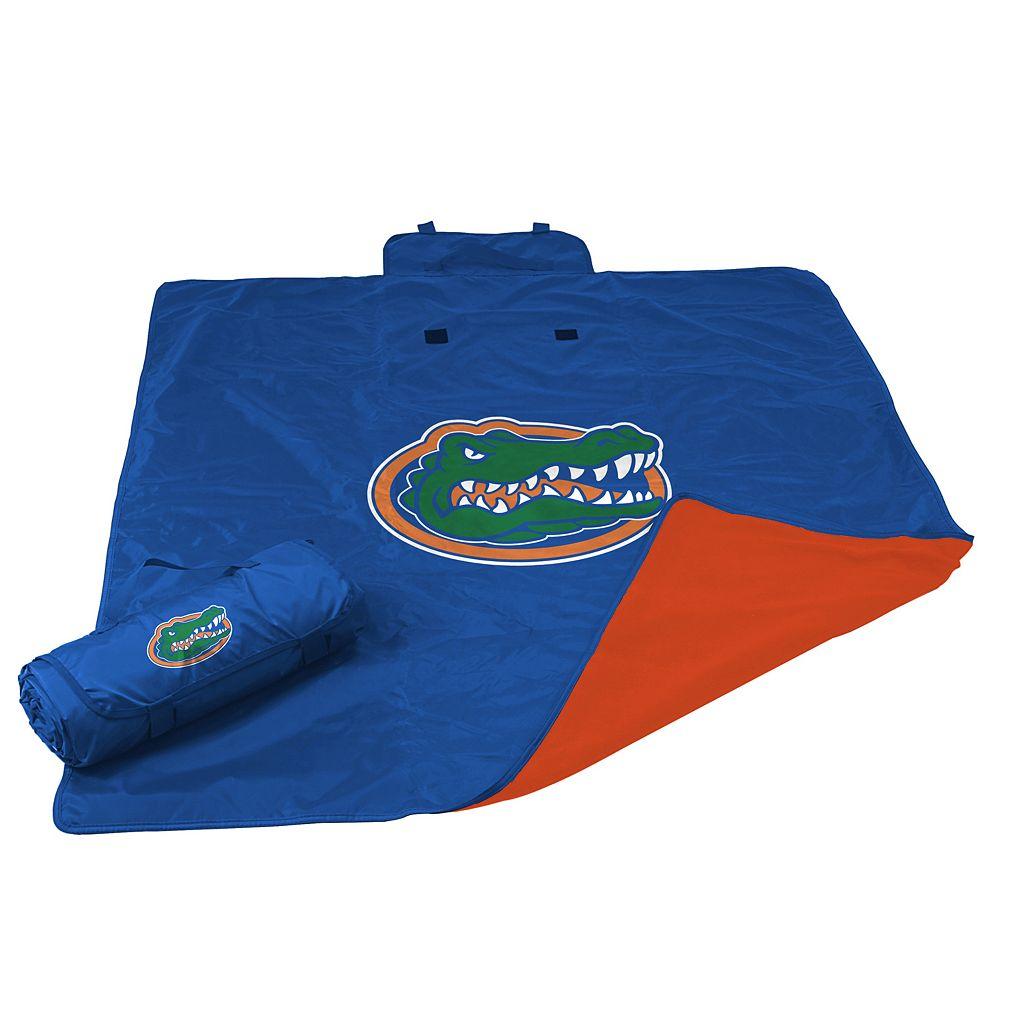 Logo Brand Florida Gators All-Weather Blanket