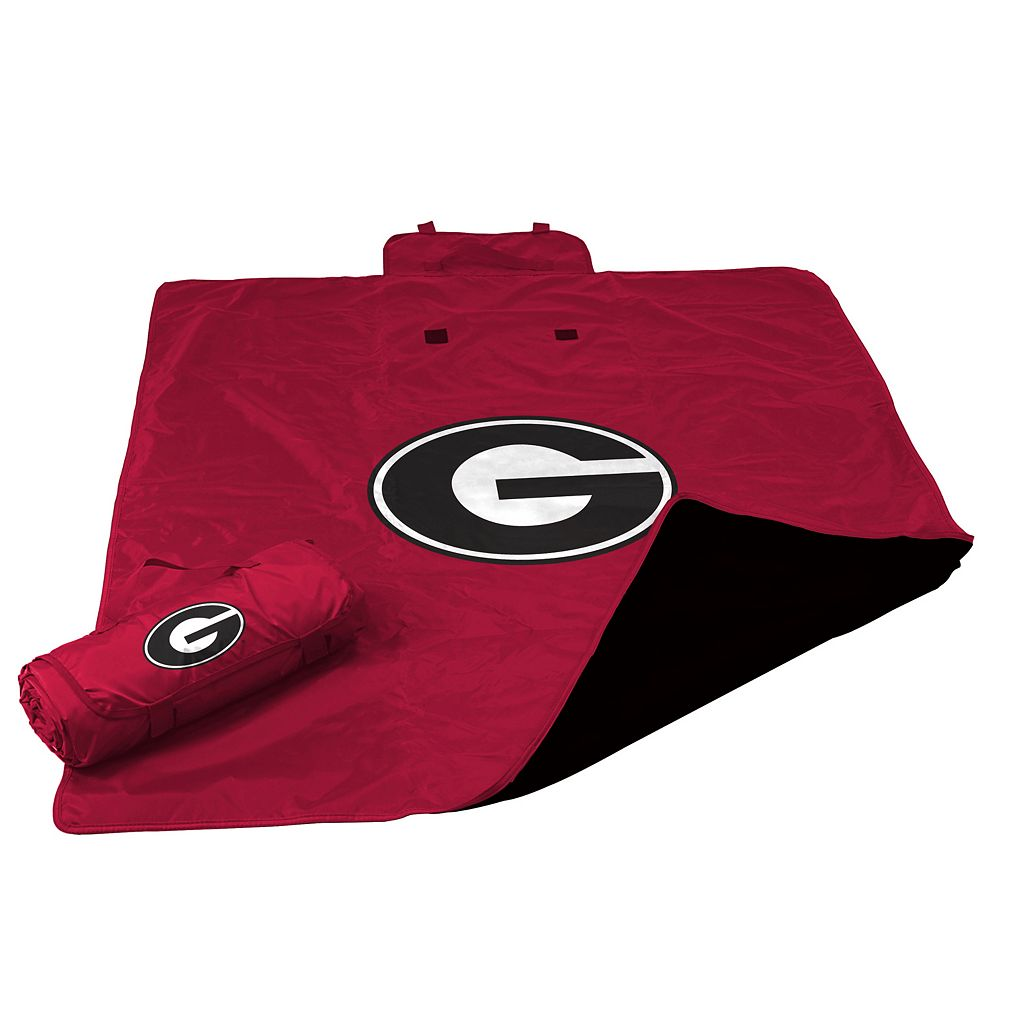 Logo Brand Georgia Bulldogs All-Weather Blanket