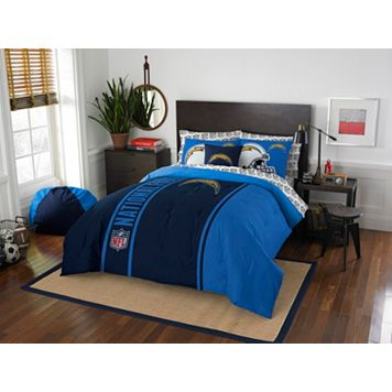 San Diego Chargers Soft & Cozy Full Comforter Set by Northwest
